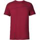 VAUDE Sveit - Camiseta manga corta Hombre - rojo